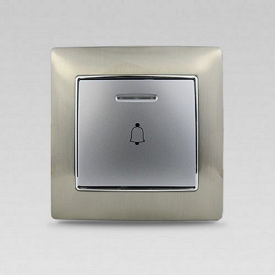 Standard mid- high range low voltage light switch socket